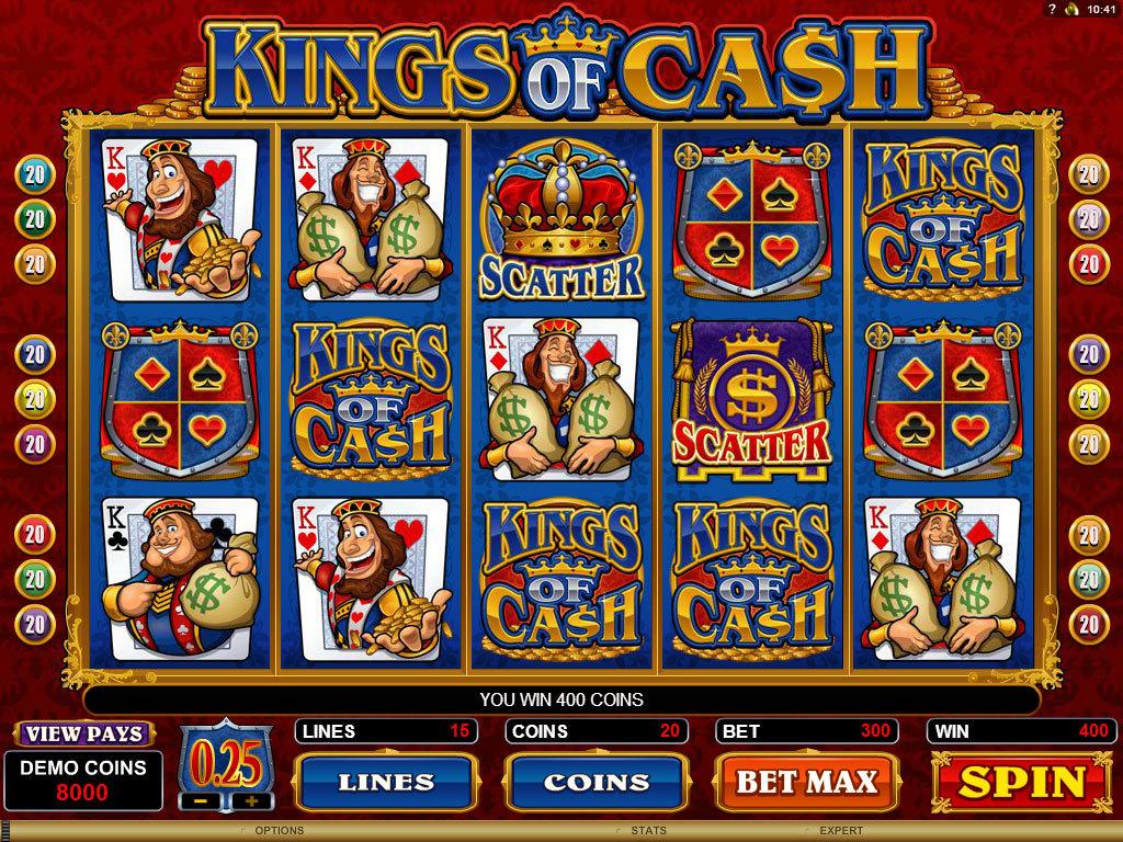 игровой автомат kings and queens